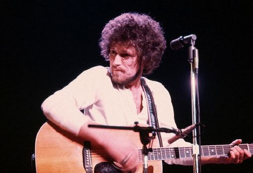 Don Henley Eagles Don Henley Playing The Guitar