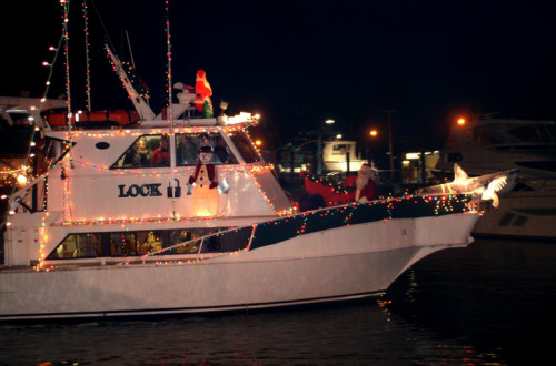 Freeport Nautical Mile Annual Boat Parade