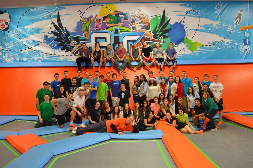 Air Trampoline Sports Ronkonkoma NY