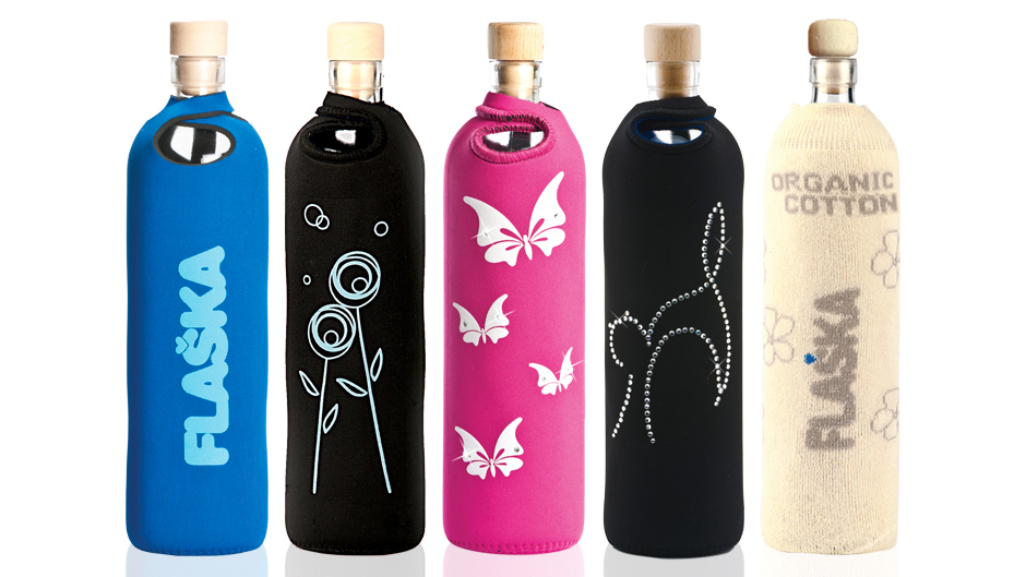The Flaska Water Bottle