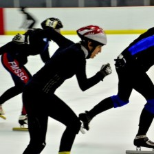 The Flushing Meadows Speed Skating Club