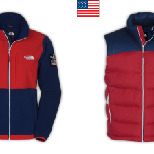 North Face Gear USA Sochi 2014 Winter Olympics
