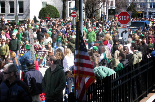 Rockville Center NY St. Patrick's Day Parade