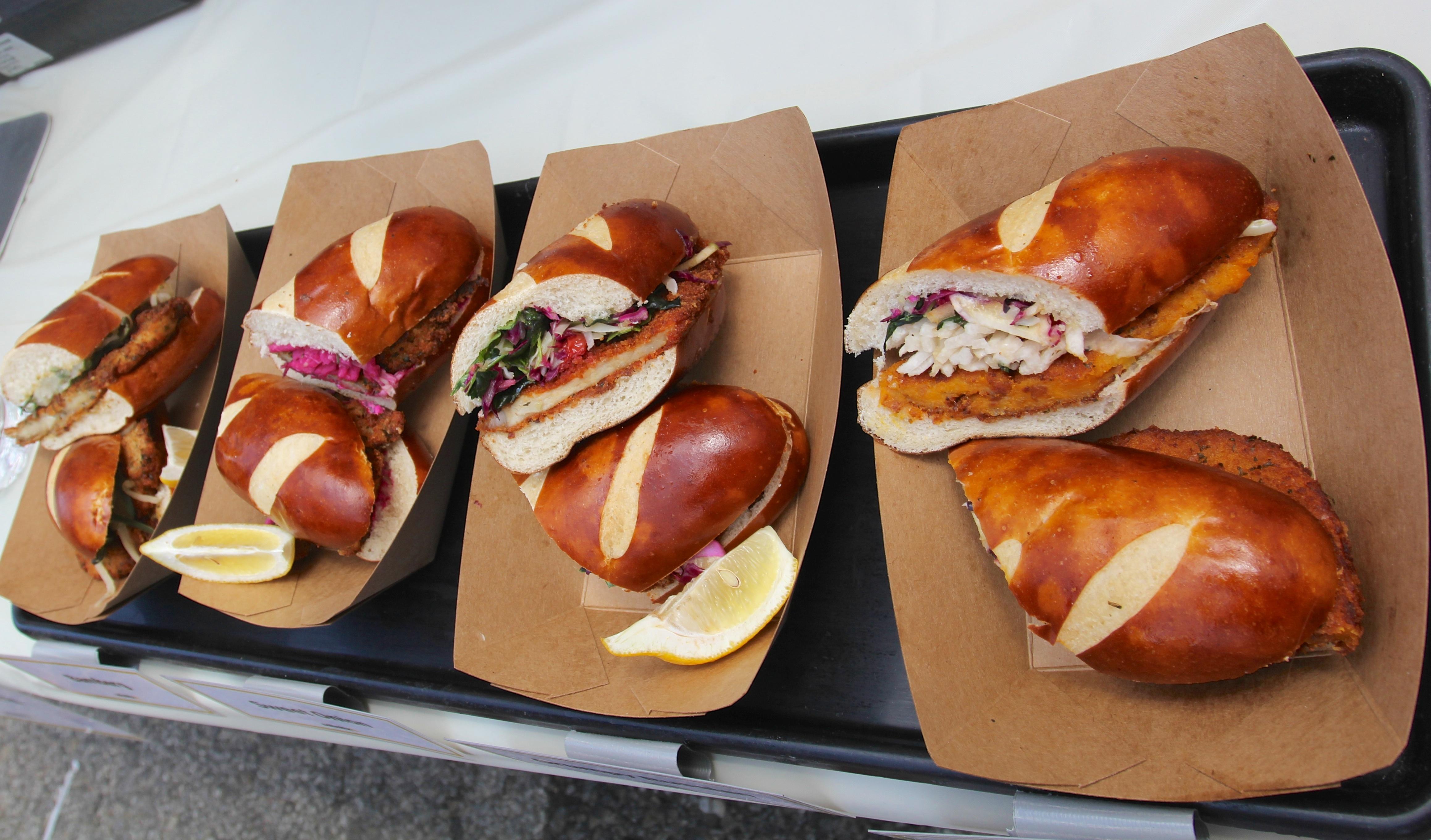 Brooklyn Food Market Sunday