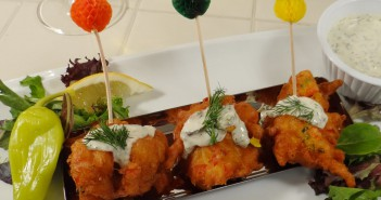 Crawfish/Conch Fritters