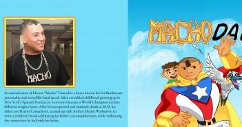 camacho jr book macho dad