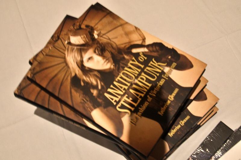 steampunk book katherine