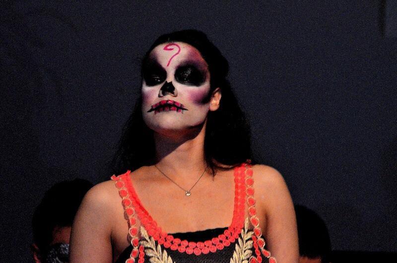 dia de los muertos makeup brando ballone