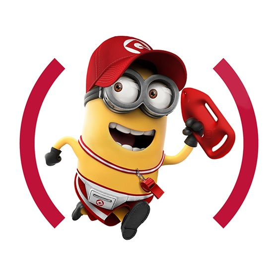 minion rush project red app