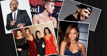 celebrity feuds justin beiber