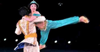 aladdin and jasmine on ice
