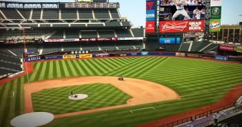 Centerfield Video Board, Citi Field, Daktronics, NY Mets
