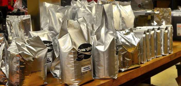 Cold Nights, Hot Coffee at Georgio's Coffee Roasters
