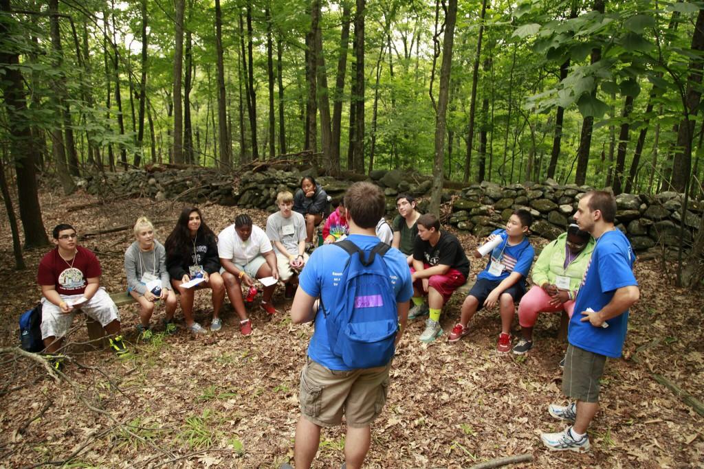 summer camp New Jersey