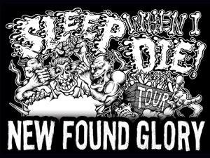 new found glory tour