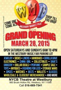 westbury street fair
