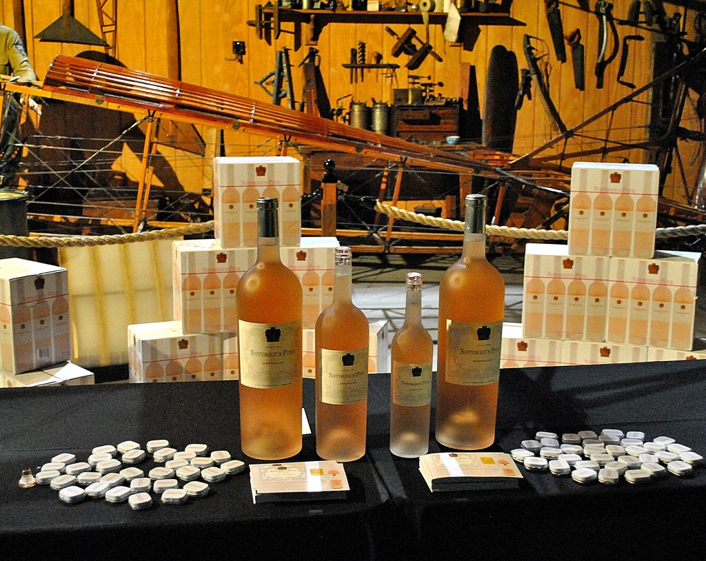 wine aircraft museum