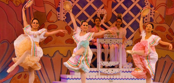 The ultimate family outing- The Nutcracker