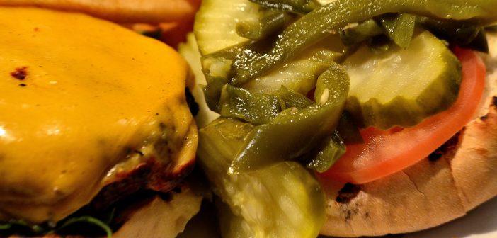 The best burger in Brooklyn- Bonnie's