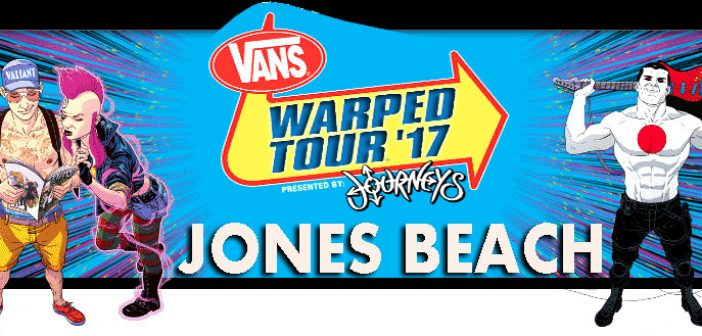 5 Fascinating Facts about Vans Warped Tour '17