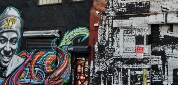 Street Art through the eyes of vedhead