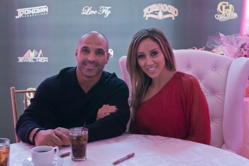 Melissa Gorga Shows Long Island Love Italian Style Lib