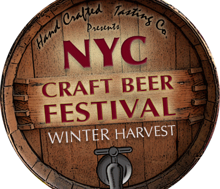 2013 Nyc Craft Beer Festival Winter Harvest At The Armory
