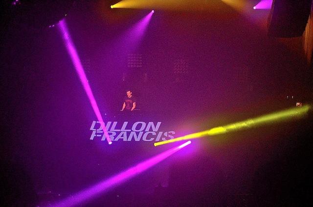 Dillon Francis DJ Hanzel Terminal 5