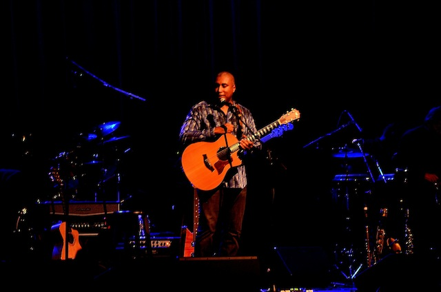 Bernie Williams The Space at Westbury 2014