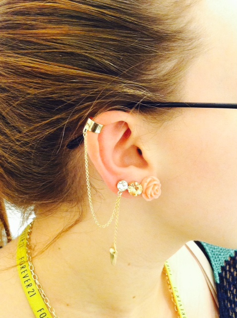 Ear Cuffs Trend Maria Forever 21