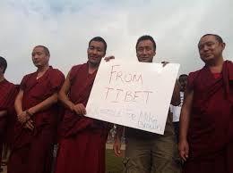 Tibet support