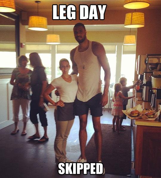 leg day fitness