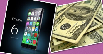 Make money with iPhone 6