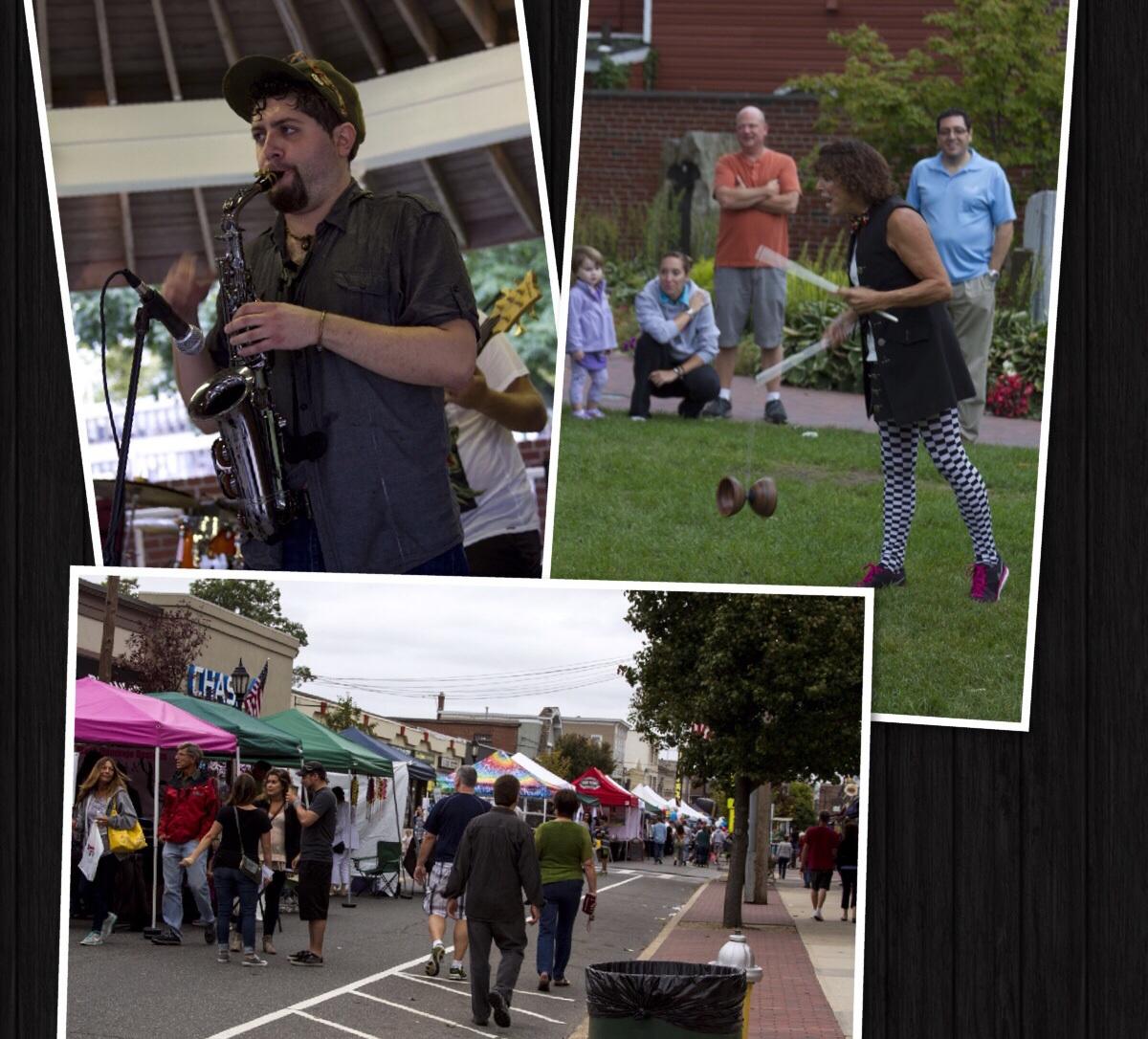 Village Kitchen Farmingdale: Farmingdale Music Festival Was A Mid-September Blast