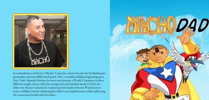 Macho Dad – The Story of Hector Camacho and Camacho Jr.