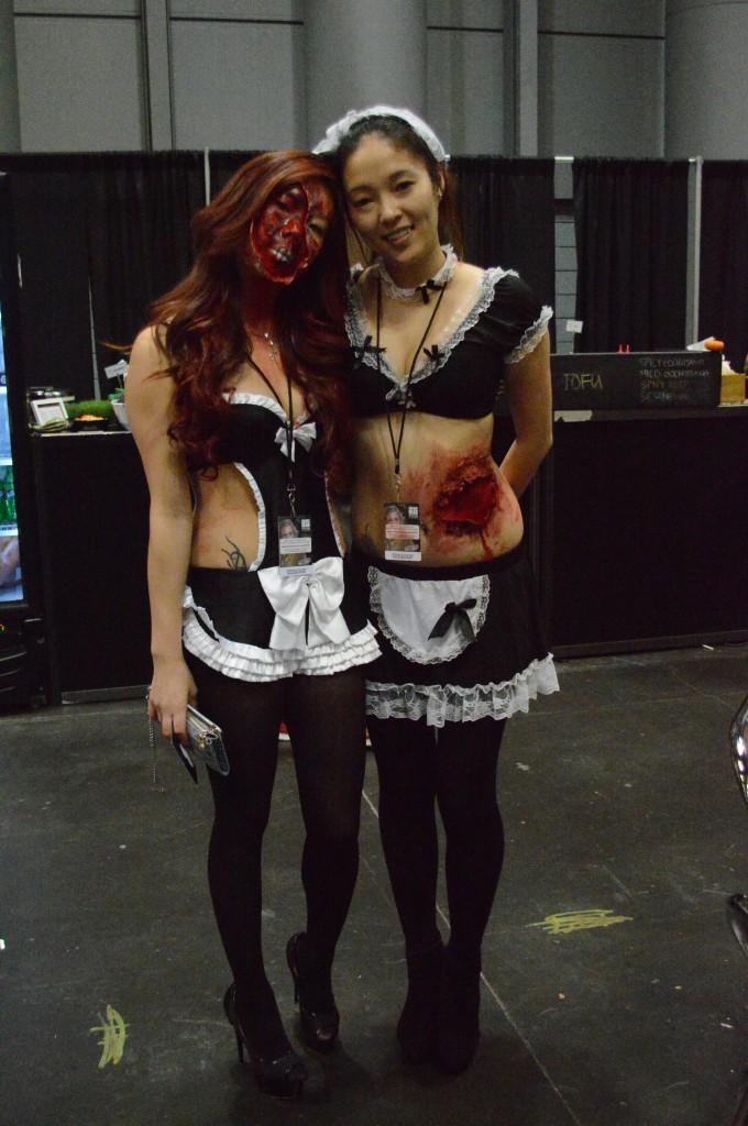 zombie maids 2014