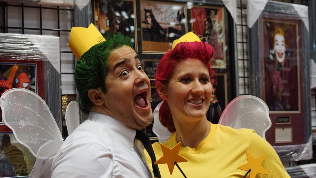 fairly oddparents comic con