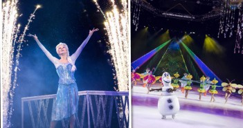disney frozen on ice