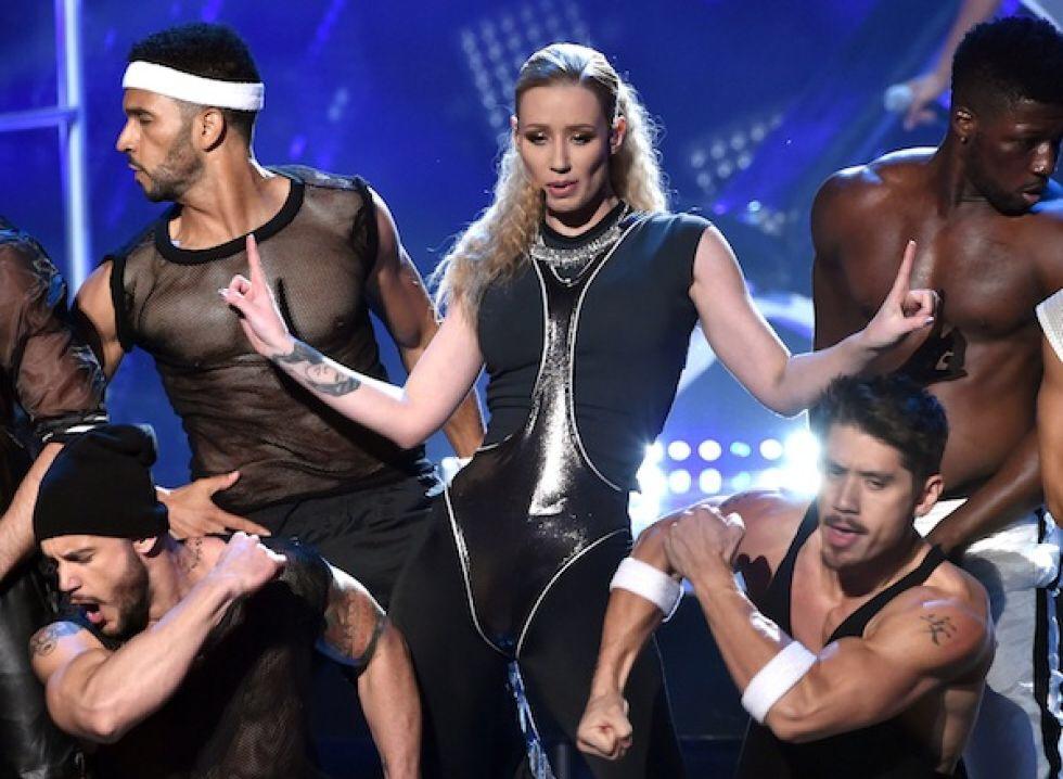 iggy azalea hip hop album amas performance