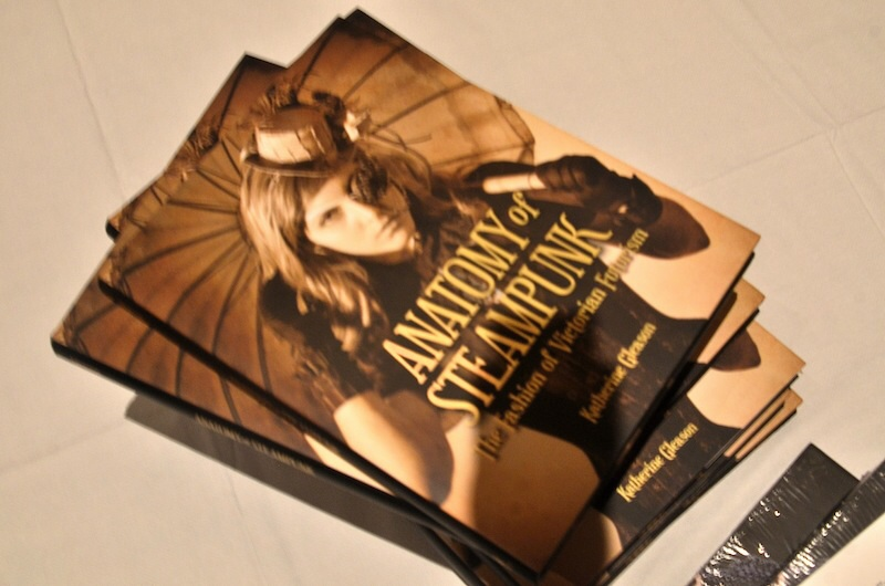 steampunk book katherine
