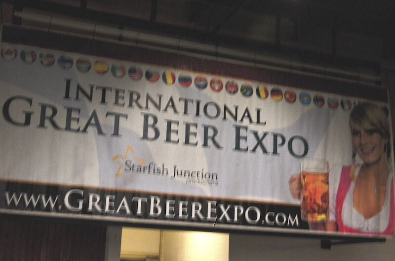 International great beer expo Belmont racetrack