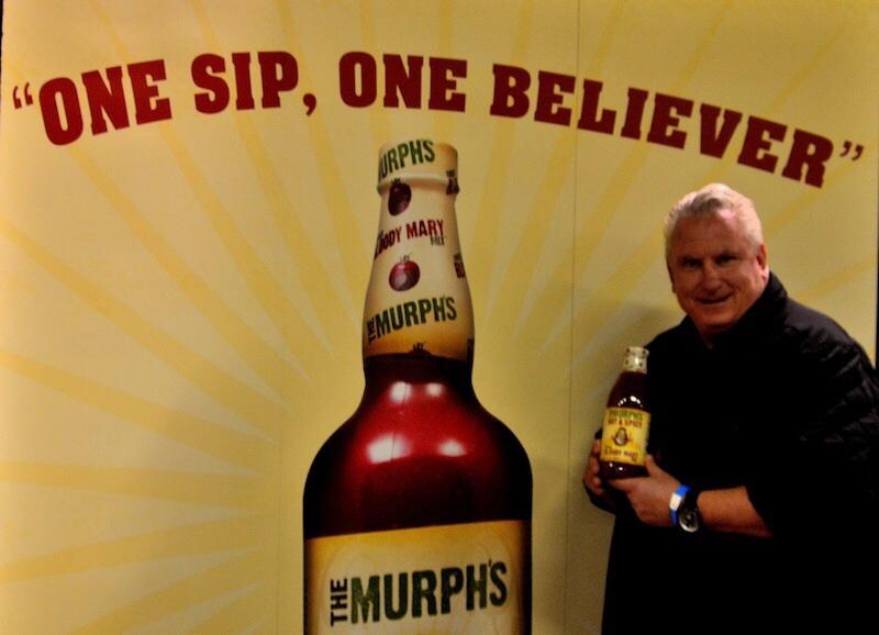 murph's famous bar Bloody Mary Long Island