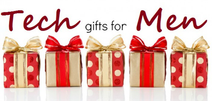tech gifts mens holiday gifts