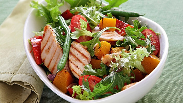 chicken salad healthy meals