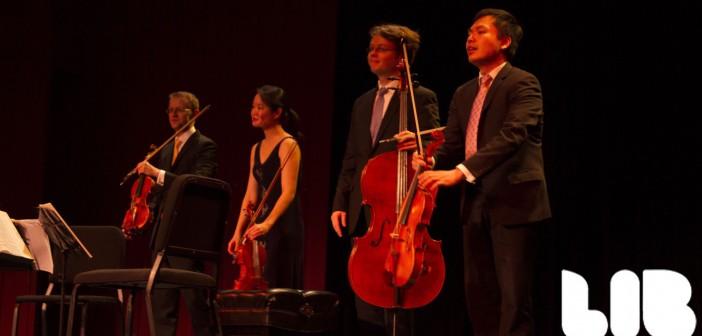 amphion string quartet lib magazine