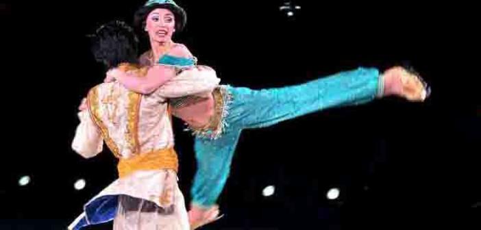aladdin and jasmine on ice