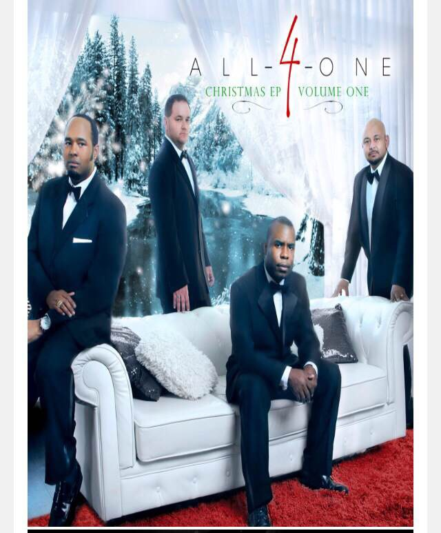 all 4 one christmas album