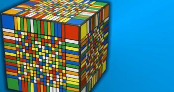 Rubik's cube 17 17 17
