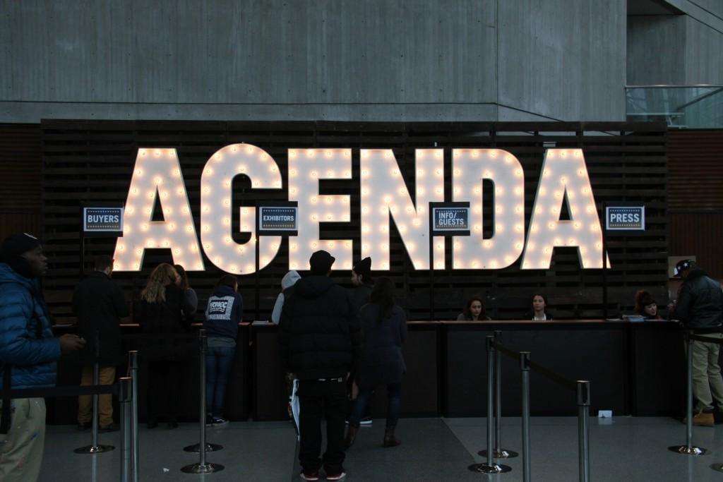 agenda show nyc