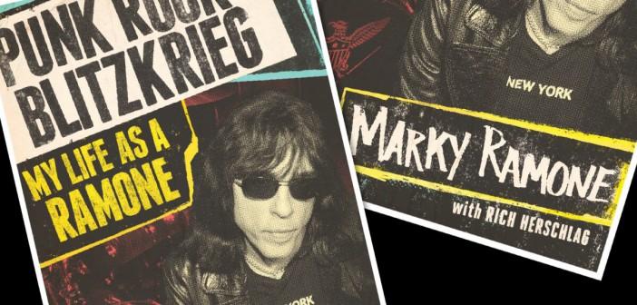 marky ramone new book